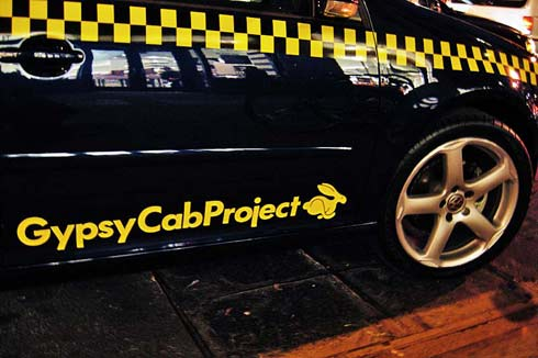 gypsy cab project Mk5 golf